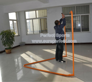 Portable Lacrosse Goal With Net 1234