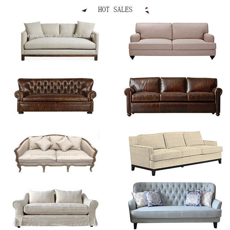 Low Price Hot Sale European Style China Made Sofa