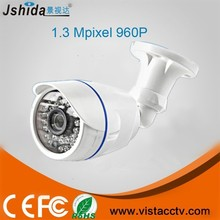 Waterpoof Weatherproof Public Place Security Project Products Shenzhen Factory Home Security 960P IP Camera CCTV