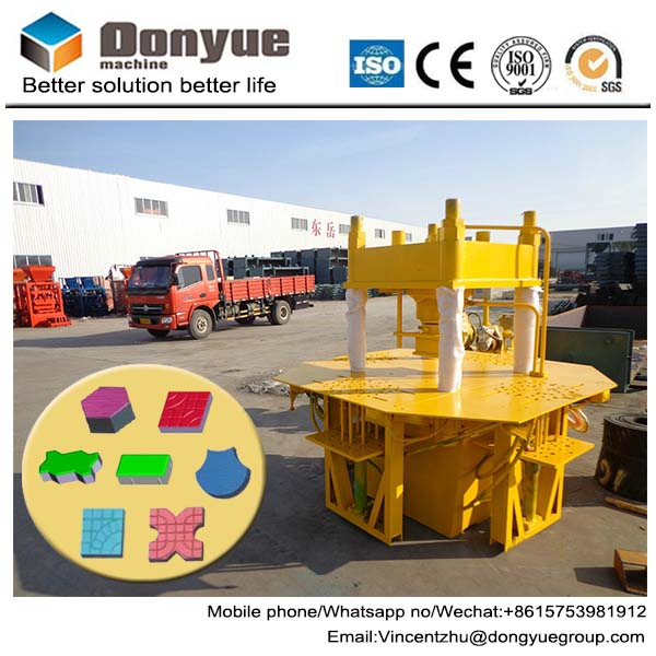 New design ! DY150T hand press interlock hydroform clay brick machine price to build beautiful house in Kenya