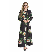 Latest Dubai Very Fancy Kaftans Wholesale Islamic Clothing Women Front Open Modern Embroidery Abaya Kimono