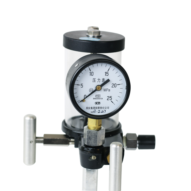portable Pressure hand pump calibrator