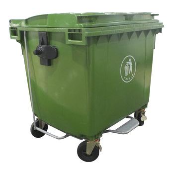 Attrayant 1100 Litre Large Waste Bin For Garbage Storage/Garbage Bin/trash Can