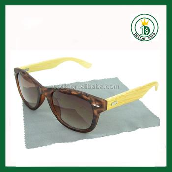Sunglasses Wood Plastic Bamboo Wood Eyewear