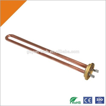 immersion tubular electric water heating element CE approved