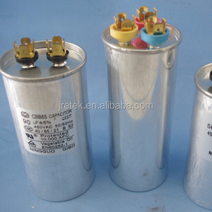 CBB65 AC motor run capacitor with competitive price