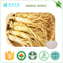 Low Pesticides Residue Ginseng Leaf & Stem extract Energy Tonic