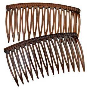 Stance Side Combs From Beauty Lab 3pack A Total of 6 Combs