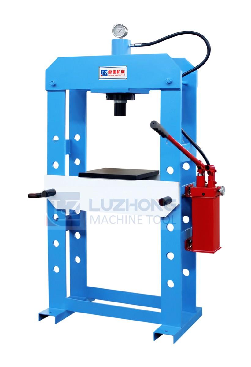 Hp 40s Cheap Light Manual Hydraulic Press 40 Ton Hand