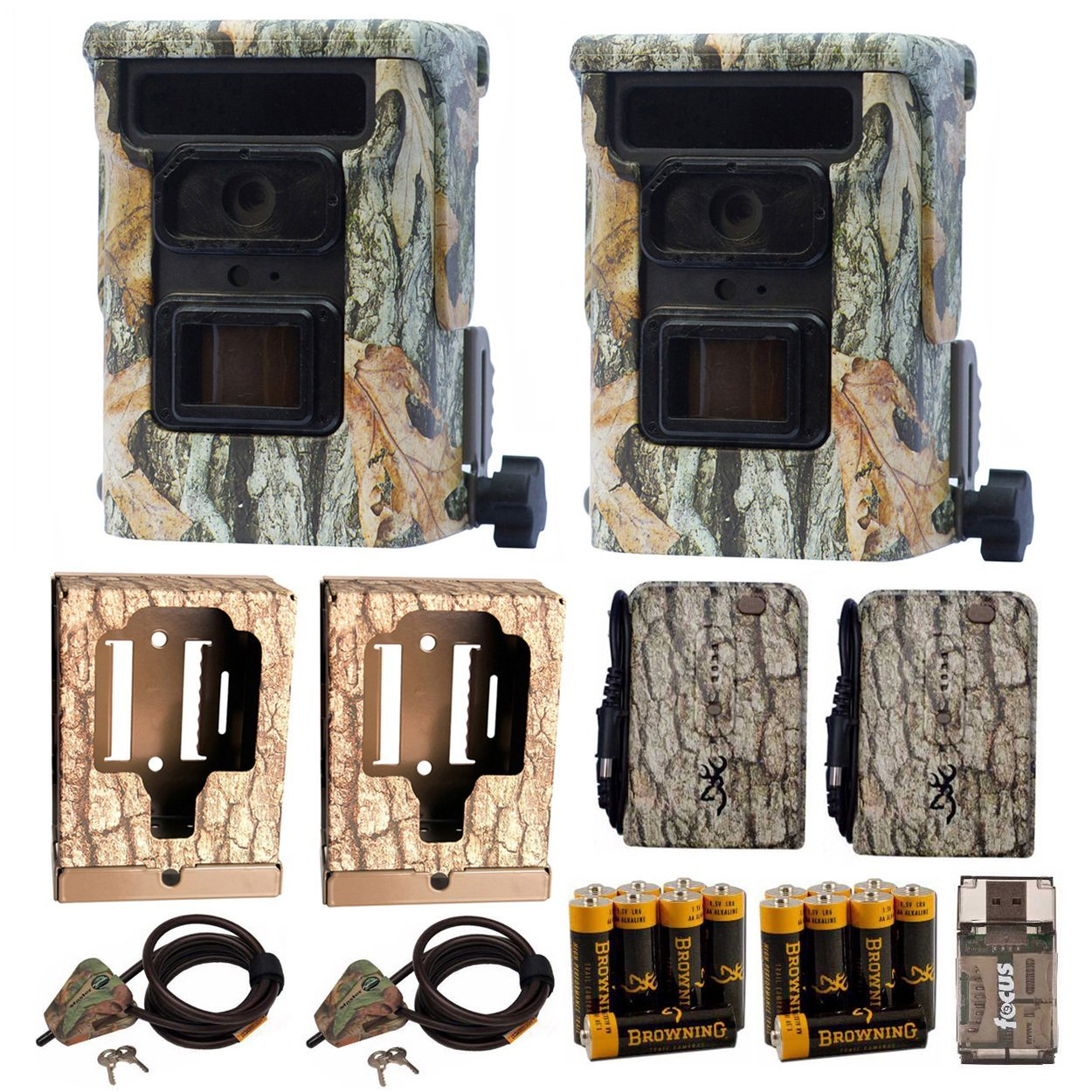 Get Quotations · 2x Browning DEFENDER 940 Wifi and Bluetooth Trail Game Camera (20MP) | BTC10D Cheap Camera, find deals on
