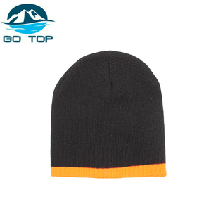 Promotion Cheap Custom Outdoor sports ski winter Knitted hat