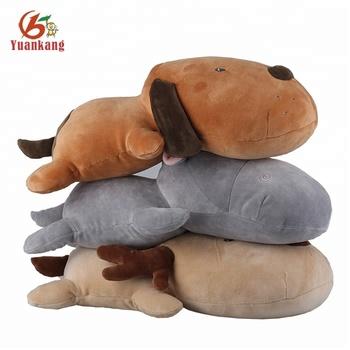 Plush Animal Shaped Massage Body Pillow Full Body Massage Pillows