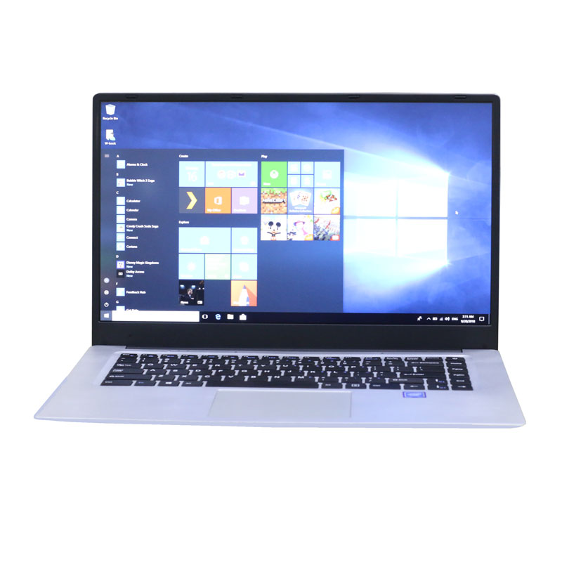 Core i5 i7 4g ram cheap laptop prices in china no brand DHL delivery 3-7days arrive, Gold/silver