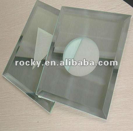 Espejo de borde biselado espejos identificaci n del for Espejo con borde biselado