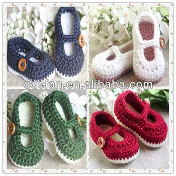 Crochet Baby Booties Crochet Pattern Ballet Shoes Crochet