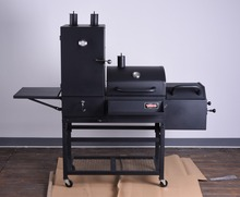 Heavy duty commerciale Barbecue Pit Fumatore BARBECUE <span class=keywords><strong>Grill</strong></span>
