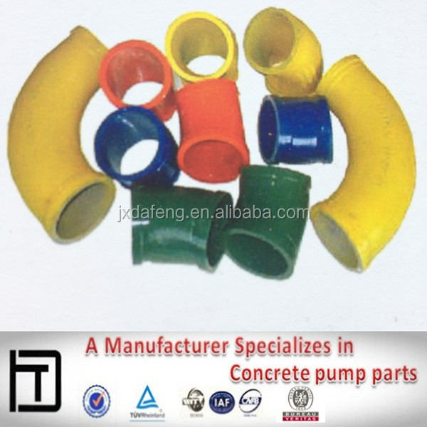 DN125 Pipe Bend for Concrete Pump