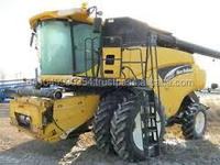 Farm machinery:Combine Harvester New Holland CR940