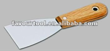 putty knife and wall putty price and scraper high quality