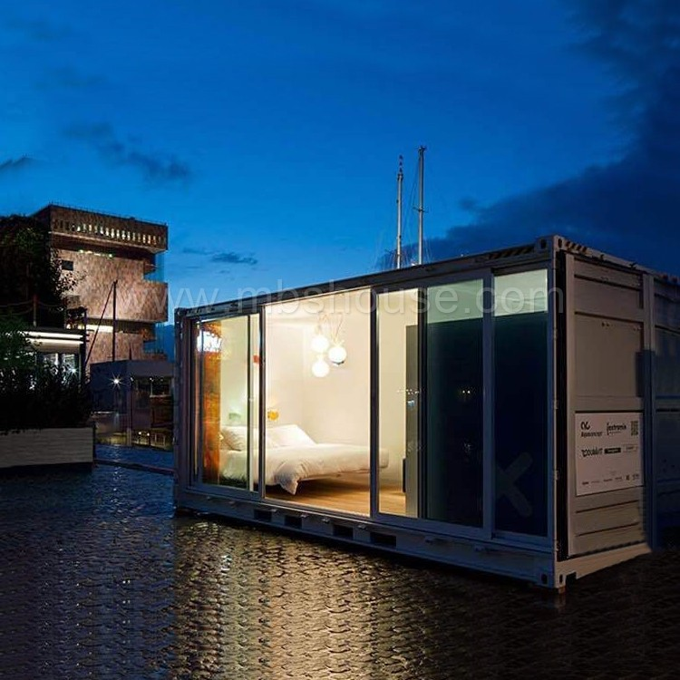Modern Prefab Container Office Sale In France /eco Movable ...
