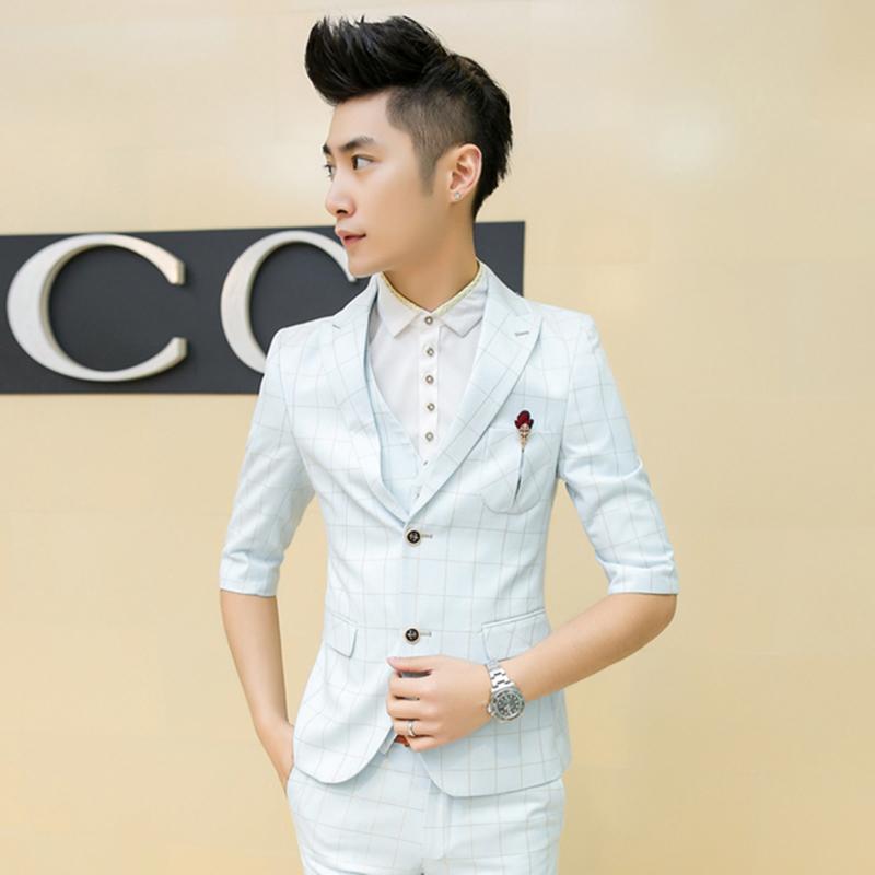 Online Get Cheap White Summer Suits for Men -Aliexpress.com ...