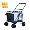 BL09 pet trolley china supplier aluminium dog trolley