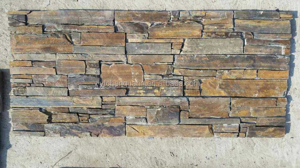 Hot selling model Outside Wall Stacked Cultural Stone