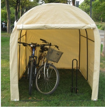 Portable Garage Cycle Shelter For Two Motorcycle - Buy ...