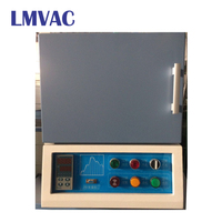 Ceramic kiln/mini box electric muffle furnace up to 1700C high temperature for heat treatment