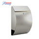 new style stainless steel mailbox