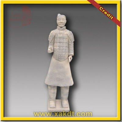 Large Chinese Garden Statue Wholesale Terracotta Warriors Replica BMY1041