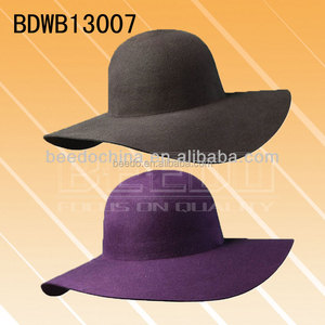 c2a13768d7e90 100%wool Felt Hat Body