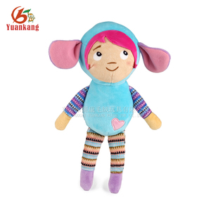 Reborn 3 inch mini child baby lovely plush doll for sales
