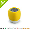 China Supplier Hi End Small Round Mini Waterproof Solar Speaker