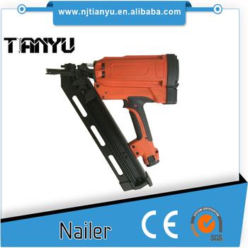 Gfn3490b Cordless Gas Framing Nailer For Nail Gun Nails - Buy Gas ...