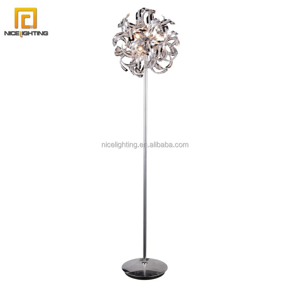 Crystal Floor Lamp Floor Lamp Bases Crystal Floor Lamp