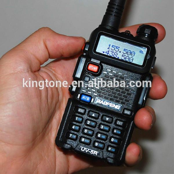 baofeng uv 5r dual band vhf uhf longue port e talkie walkie radio bidirectionnelle interphone id. Black Bedroom Furniture Sets. Home Design Ideas