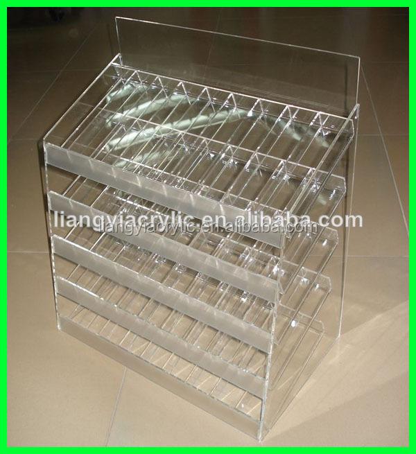 Acrylic E-liquid Display/e Cigarette Rack