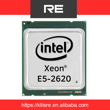 XEON E5-2620 CPU 6 CORE 2.0GHz 15M 95W PROCESSOR E5 2620