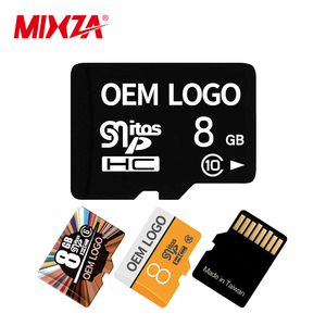 Low price Wholesale Memory Card 8GB Micro memory SD TF card Class10 U1 U3 SD Original OEM brand 100% true capacity