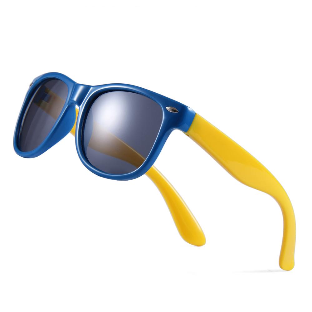 New Cool Unisex Kids Rivet Sun Glasses Children Sunglass UV400 фото