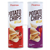 Panpan brand Halal canned Potato chips snack chips