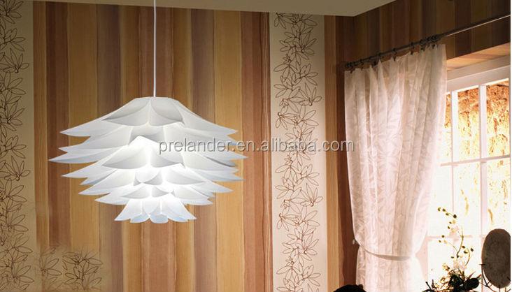 2015 fabrik puzzle iq lotus hochzeit puzzle lampe für dekor ...