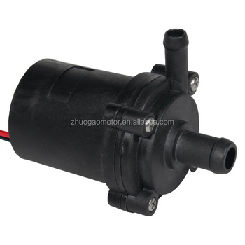 High Pressure Brushless Dc Water Pump 12v/24v Zgp5017-1(long Life  30000h,Low Noise Within 35db,0-60w,1-20meters 1-15l/min) - Buy Dc Water  Pump 12v,12v