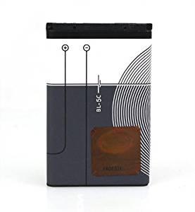 OEM New Li-ion Battery BL-5C 1020mAh For Nokia 6681 N70 N71