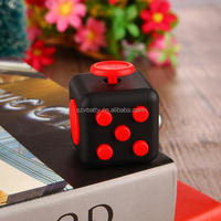 2017 newest hand spinner figet spinner stress reliever cube