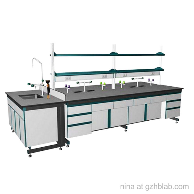 Guangzhou hopui steel structure laboratory workbench microbiology laboratory equipment