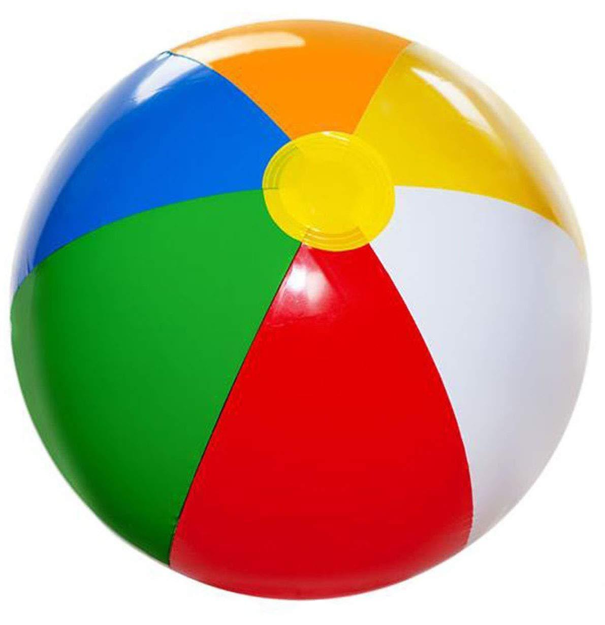 beach ball image - 679×702