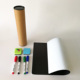 A3 refrigerator magnetic whiteboard/Magnetic dry erase whiteboard sheet/Magnetic PET flexible whiteboard