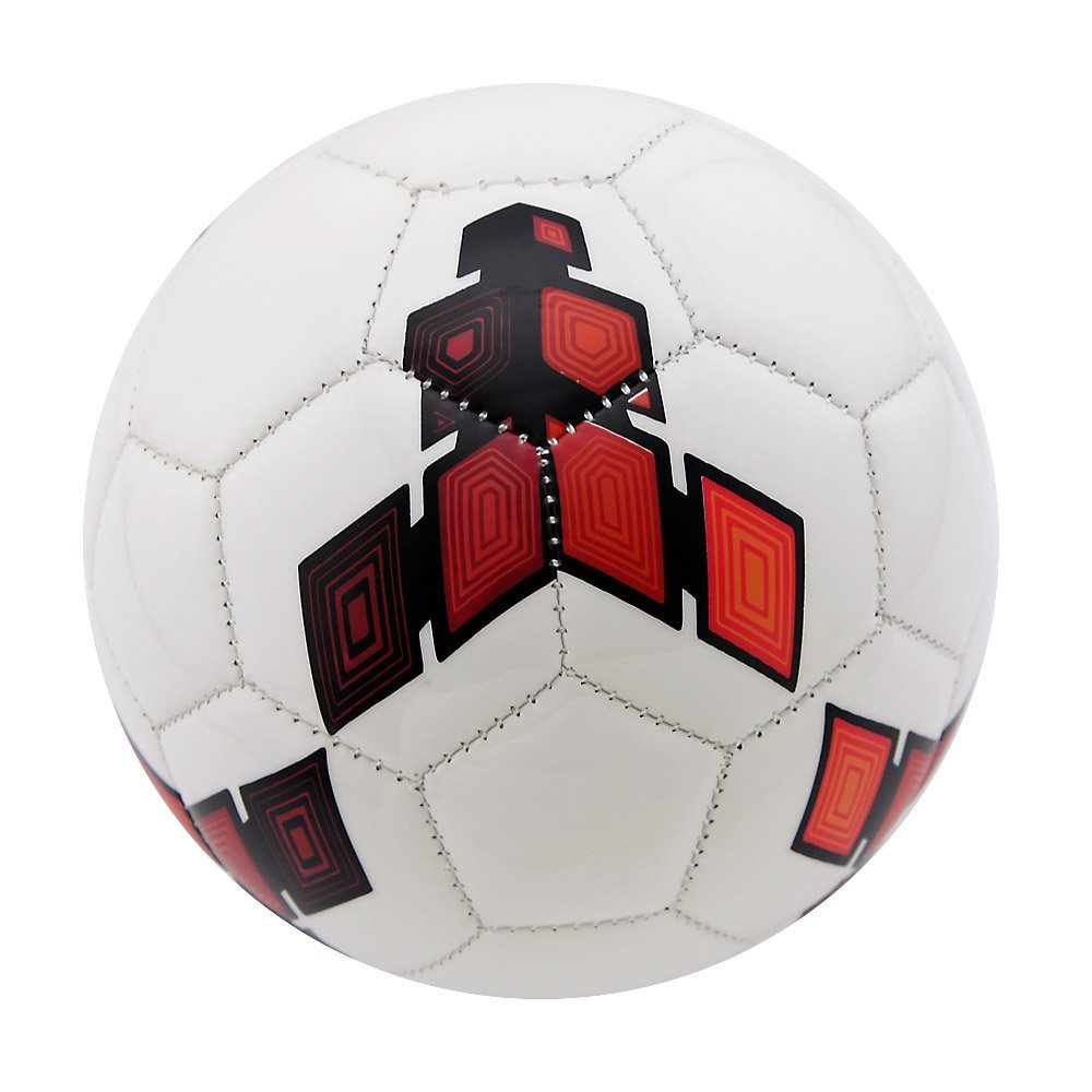 6e2b1cc93 Owfeel Color Sent at Random PU Soccer Ball Kid Child Playing Small Sports  Soccer Football Size